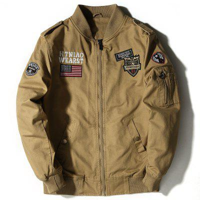 Men's Military Tooling Jacket