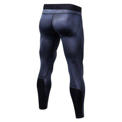 Mens 3D Three-Dimensional Printing  Fitness Running Fast Dry Elastic Stretch PantsSport Clothing<br>Mens 3D Three-Dimensional Printing  Fitness Running Fast Dry Elastic Stretch Pants<br><br>Material: Polyester, Spandex, Lycra<br>Package Contents: 1 x Pants<br>Pattern Type: Print<br>Weight: 0.1500kg