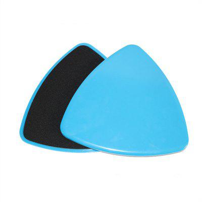 Triangle Gliding Disc Sports Trainer Abdomen and Systemic Home Fitness Equipment
