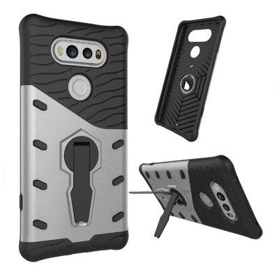 Cover Case for LG V20 Dual Layer Heavy Duty Hybrid Combo Shock-Resistant Full Body Protective Degree Rota