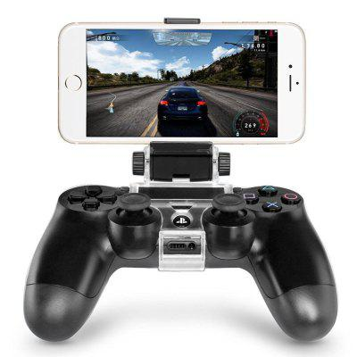 New Phone Clamp Mount Bracket Holder for Playstation 4 PS4 Controller Gamepad