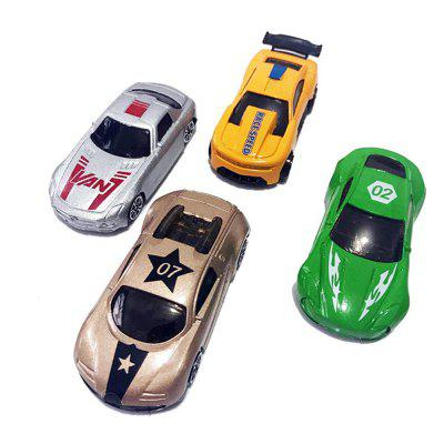 Simulate Automobile Model Toy 4PCS