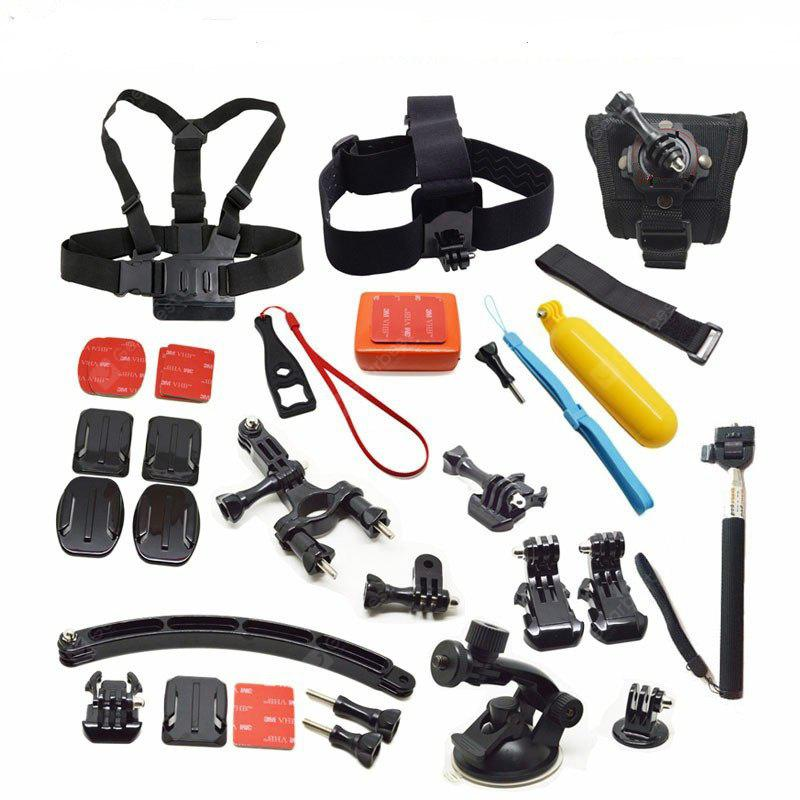 Accessories Suit Head Strap Chest Strap Kit For Action Camera GoPro Hero 6/5S/5/4/3+/3/2/1