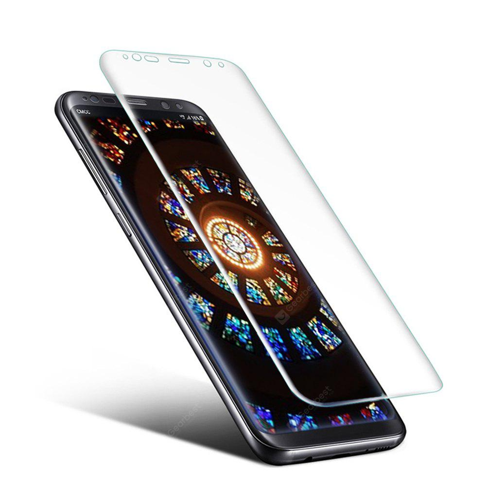 Billede af 0.1mm Ultra-thin 3D Curved Edge PET Screen Film Guard Protector for Samsung Galaxy S9 Plus