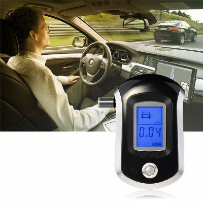 Safe Driving Car Inflatable Tester Tool Breath Alcohol Gas Detector Breathalyzer Professional LCD Digital BacklightOther Consumer Electronics<br>Safe Driving Car Inflatable Tester Tool Breath Alcohol Gas Detector Breathalyzer Professional LCD Digital Backlight<br><br>Package Contents: 1 x Car Alcohol Tester<br>Package size (L x W x H): 12.00 x 8.00 x 4.00 cm / 4.72 x 3.15 x 1.57 inches<br>Package weight: 0.0700 kg<br>Product size (L x W x H): 10.30 x 6.00 x 2.50 cm / 4.06 x 2.36 x 0.98 inches