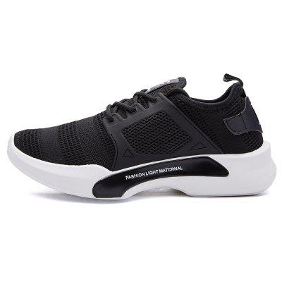 New Style Mesh Breathable Mens Running ShoesMen's Sneakers<br>New Style Mesh Breathable Mens Running Shoes<br><br>Available Size: 40,41,42,43,44<br>Closure Type: Lace-Up<br>Feature: Breathable<br>Gender: For Men<br>Outsole Material: Rubber<br>Package Contents: 1xShoes(pair)<br>Package Size(L x W x H): 30.00 x 20.00 x 10.00 cm / 11.81 x 7.87 x 3.94 inches<br>Package weight: 0.8000 kg<br>Pattern Type: Others<br>Season: Spring/Fall<br>Upper Material: Cloth