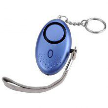 Personal Security Alarm with Keychain 130db Emergency for Women Men