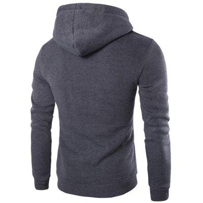 2018 New Solid Color Couple Long-Sleeved Mens HoodiesMens Hoodies &amp; Sweatshirts<br>2018 New Solid Color Couple Long-Sleeved Mens Hoodies<br><br>Material: Spandex, Cotton Blends<br>Package Contents: 1?Hoodie<br>Shirt Length: Regular<br>Sleeve Length: Full<br>Style: Casual<br>Weight: 0.4300kg