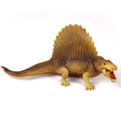 Dimetrodon Static Model Toy