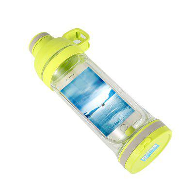 4.7 Inch IPhone Sport Water Bottle and Waterproof Mobile Phone for Gym Travel Running Outdoor Cycling Hiking Or CampingOther Sports Gadgets<br>4.7 Inch IPhone Sport Water Bottle and Waterproof Mobile Phone for Gym Travel Running Outdoor Cycling Hiking Or Camping<br><br>Capacity: 400ml<br>For: Travel, Hiking, Fishing, Cycling, Climbing, Camping, Adventure<br>Material: Plasstic<br>Package Contents: 1 x  Water Bottle<br>Package size (L x W x H): 30.00 x 10.00 x 10.00 cm / 11.81 x 3.94 x 3.94 inches<br>Package weight: 0.3500 kg<br>Product size (L x W x H): 26.50 x 8.30 x 8.30 cm / 10.43 x 3.27 x 3.27 inches<br>Product weight: 0.3000 kg