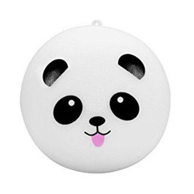 10cm Kawaii Jumbo Panda Squishy Bun Cell Phone Bag Strap Pendant