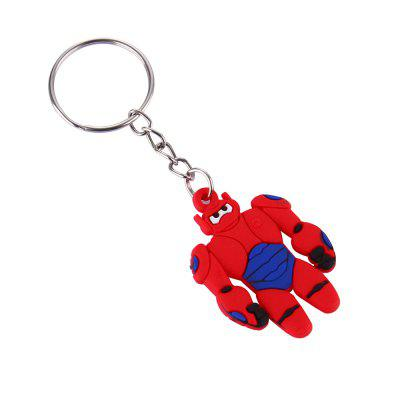 Kids Adults Cartoon Novelty Silicone Keychain 5PCSKey Chains<br>Kids Adults Cartoon Novelty Silicone Keychain 5PCS<br><br>Design Style: Other<br>Gender: Unisex<br>Materials: Silicone<br>Package Contents: 5 x Keychain<br>Package size: 9.00 x 4.00 x 1.00 cm / 3.54 x 1.57 x 0.39 inches<br>Package weight: 0.0220 kg<br>Product size: 8.00 x 3.00 x 0.50 cm / 3.15 x 1.18 x 0.2 inches<br>Product weight: 0.0200 kg<br>Theme: Animals