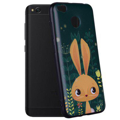 Case For  Xiaomi Redmi 4X Rabbit Design Pattern Soft TPU Case