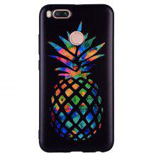 Phone Case For Xiaomi 5X Color Pineapple Design Soft TPU Hand Case