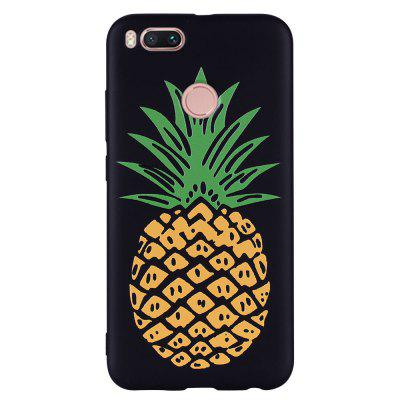 Phone Case For Xiaomi 5X  Pineapple Design Soft TPU Hand Case