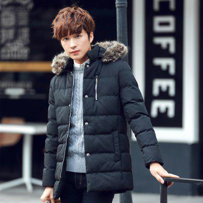 Mens   Hooded Cotton Padded CoatMens Jackets &amp; Coats<br>Mens   Hooded Cotton Padded Coat<br><br>Clothes Type: Padded<br>M8928HX: None<br>Materials: Polyester<br>Package Content: 1 x  Coat<br>Package size (L x W x H): 1.00 x 1.00 x 1.00 cm / 0.39 x 0.39 x 0.39 inches<br>Package weight: 1.0500 kg<br>Product weight: 1.0000 kg<br>Size1: M,L,XL,4XL,2XL,3XL