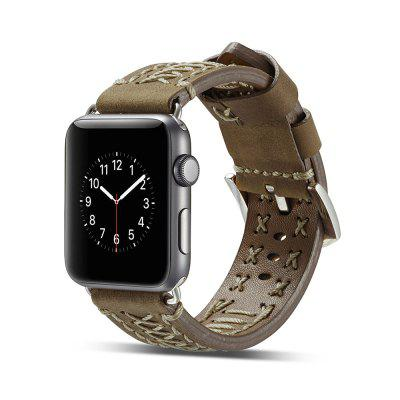 Watch Strap Leather Strap Is Suitable for Apple Watch 3/2