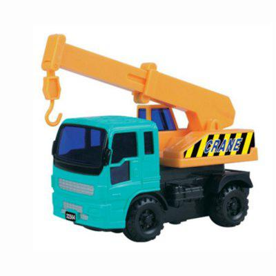 Classic Mini Crane Car Toys