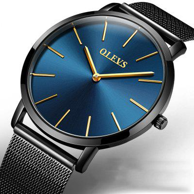 OLEVS 5868 6052 Fashionable Casual Waterproof Quartz WatchMens Watches<br>OLEVS 5868 6052 Fashionable Casual Waterproof Quartz Watch<br><br>Band material: Fine steel<br>Band size: 23 x 2.3cm<br>Case material: Alloy<br>Clasp type: Hook buckle<br>Dial size: 4 x 4 x 0.65cm<br>Display type: Digital<br>Movement type: Quartz watch<br>Package Contents: 1 x Watch, 1 x Box<br>Package size (L x W x H): 28.00 x 8.00 x 3.50 cm / 11.02 x 3.15 x 1.38 inches<br>Package weight: 0.1100 kg<br>Product size (L x W x H): 23.00 x 2.20 x 0.65 cm / 9.06 x 0.87 x 0.26 inches<br>Product weight: 0.0800 kg<br>Shape of the dial: Round<br>Watch style: Business, Cool, Fashion, Casual<br>Watches categories: Men<br>Wearable length: 23 - 27cm