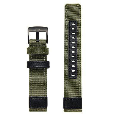 Woven Nylon Replacement Strap Sport Wristband Bracelet for Samsung Gear S3 Frontier/S3 Classic