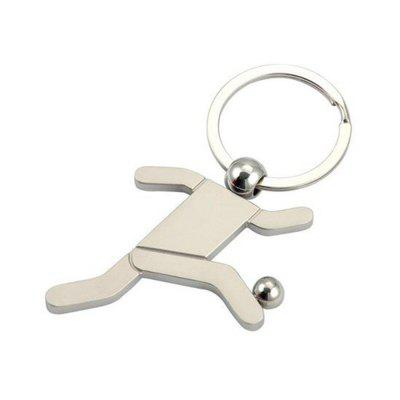 Creative Personality Football Key Ring Jewelry
