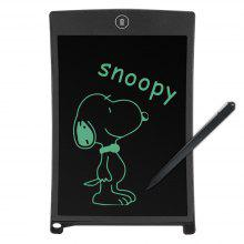 8.5Inch Digital LCD Writing High-Definition Brushes Handwriting Board Portable No radiatio