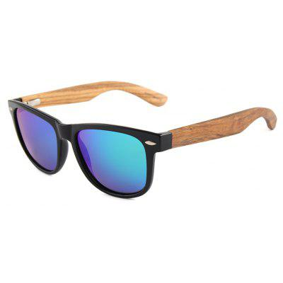 Fashion New Multicolor Transparent Frame Sunglasses 1501 Fashion Tide Wooden Glasses Colorful Reflective PolarizerMens Sunglasses<br>Fashion New Multicolor Transparent Frame Sunglasses 1501 Fashion Tide Wooden Glasses Colorful Reflective Polarizer<br><br>Frame material: Other<br>Gender: Unisex<br>Group: Adult<br>Lens material: CR-39<br>Package Contents: 1 x Pair of Sunglasses<br>Package size (L x W x H): 14.00 x 14.50 x 4.40 cm / 5.51 x 5.71 x 1.73 inches<br>Package weight: 0.0500 kg<br>Style: Oval