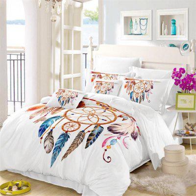 Feather Painting Series Embroidery Tribal Designs Three Or Four Sets of Bedding Necklace Hung Arrow AS14