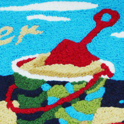 Bedroom Door Mat Soft Antiskidding Beach Series Pattern Floor RugCarpets &amp; Rugs<br>Bedroom Door Mat Soft Antiskidding Beach Series Pattern Floor Rug<br><br>Category: Mat,Carpet<br>For: All<br>Material: Linen<br>Occasion: Library, Office, Dining Room, Bedroom, Bathroom, Kitchen Room, Living Room<br>Package Contents: 1 x Carpet<br>Package size (L x W x H): 25.00 x 25.00 x 5.00 cm / 9.84 x 9.84 x 1.97 inches<br>Package weight: 0.6500 kg<br>Product size (L x W x H): 50.00 x 80.00 x 2.00 cm / 19.69 x 31.5 x 0.79 inches