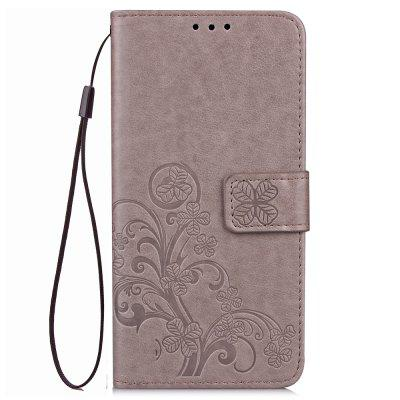 For Samsung Galaxy S9 Luxury Four Leaf Clover Embossing Flower Leather Phone Case with Lanyard Mobile Phone ShellSamsung S Series<br>For Samsung Galaxy S9 Luxury Four Leaf Clover Embossing Flower Leather Phone Case with Lanyard Mobile Phone Shell<br><br>Features: Anti-knock, Back Cover, Full Body Cases, Bumper Frame, With Credit Card Holder, With Lanyard, Vertical Top Flip Case<br>For: Samsung Mobile Phone<br>Material: TPU<br>Package Contents: 1 x case, 1 x Lanyard<br>Package size (L x W x H): 9.00 x 18.00 x 1.00 cm / 3.54 x 7.09 x 0.39 inches<br>Package weight: 0.0500 kg<br>Style: Vintage, Solid Color