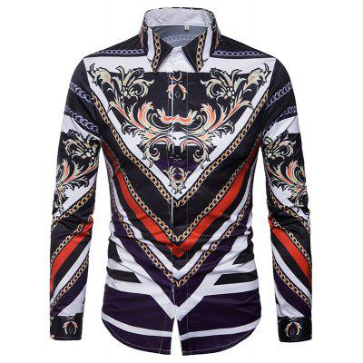 3D Digital Printing Court Mens ShirtMens Shirts<br>3D Digital Printing Court Mens Shirt<br><br>Collar: Collarless<br>Material: Cotton<br>Package Contents: 1xshirt<br>Shirts Type: Casual Shirts<br>Sleeve Length: Full<br>Weight: 0.4000kg