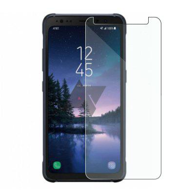 Screen Protector for Samsung Galaxy A7 2018 High Sensitivit HD Full Coverage High Clear Premium Tempered Glass