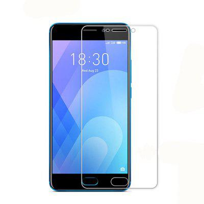 2PCS Screen Protector for Meizu Meilan Note6 High Sensitivit HD Full Coverage High Clear Premium Tempered GlassScreen Protectors<br>2PCS Screen Protector for Meizu Meilan Note6 High Sensitivit HD Full Coverage High Clear Premium Tempered Glass<br><br>Compatible Model: meizu meilan note6<br>Features: Protect Screen, Anti-oil, Anti scratch, Anti fingerprint, High-definition, High sensitivity, Ultra thin, High Transparency, Anti Glare<br>Mainly Compatible with: MEIZU<br>Material: Tempered Glass<br>Package Contents: 2 x Protective Screen<br>Package size (L x W x H): 14.00 x 7.00 x 0.50 cm / 5.51 x 2.76 x 0.2 inches<br>Package weight: 0.0200 kg<br>Surface Hardness: 9H<br>Thickness: 0.26mm<br>Type: Screen Protector
