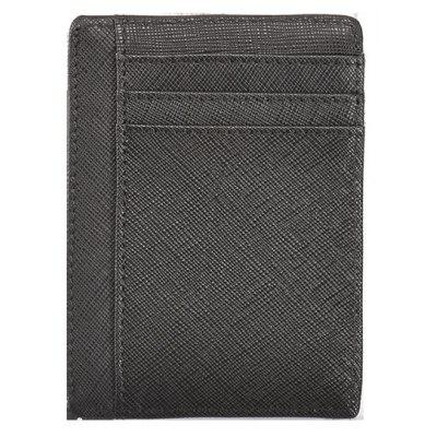 Leather Card Holder Anti-theft Card Package Ultra-thin Men Card Multi-card