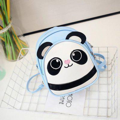 Kid's Cartoon Animal Backpack Cute Panda Bag new woman fashion lovely cartoon embroidery little bear the deer backpack animal pattern female bag travelling bag school bag