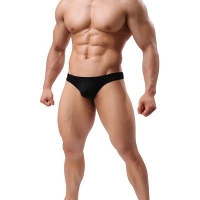 Mens Cotton Underwear Sexy Small Waist BriefsMens Underwear &amp; Pajamas<br>Mens Cotton Underwear Sexy Small Waist Briefs<br><br>Material: Cotton<br>Package Contents: 1  x  briefs<br>Package size (L x W x H): 1.00 x 1.00 x 1.00 cm / 0.39 x 0.39 x 0.39 inches<br>Package weight: 0.0400 kg<br>Waist Type: Low
