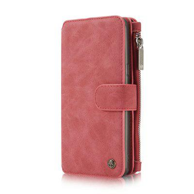 CaseMe for Samsung Galaxy S8 Plus Leather Wallet Case 2 in 1 Multifunctional Flip with 14 Card Slots TPU PC inner Cover