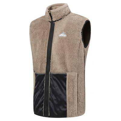 Mens Outerwear Coats Polar Fleece Vest Pocket Sleeveless WaistcoatMens Jackets &amp; Coats<br>Mens Outerwear Coats Polar Fleece Vest Pocket Sleeveless Waistcoat<br><br>Closure Type: Zipper<br>Clothes Type: Waistcoat<br>Collar: Stand Collar<br>Color Style: Solid<br>Colors: Black,Gray,Khaki,Army green<br>Decoration: Pattern<br>Detachable Part: None<br>Fabric Type: Polyester<br>Hooded: No<br>Lining Material: Polyester<br>Materials: Polyester<br>Package Content: 1Xvest<br>Package size (L x W x H): 1.00 x 1.00 x 1.00 cm / 0.39 x 0.39 x 0.39 inches<br>Package weight: 0.4300 kg<br>Pattern Type: Others<br>Size1: L,XL,4XL,2XL,3XL<br>Sleeve Style: Tank<br>Style: Casual<br>Technics: Other<br>Thickness: Medium thickness
