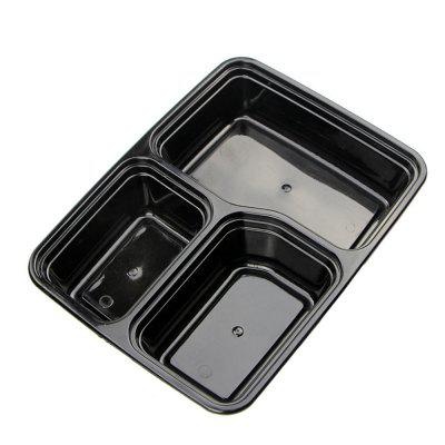 10PCS Meal Prep Lunch Box Durable Food Storage Container with LidDinnerware<br>10PCS Meal Prep Lunch Box Durable Food Storage Container with Lid<br><br>Material: PP<br>Package Contents: 10 x Food Container<br>Package size (L x W x H): 25.00 x 18.00 x 7.00 cm / 9.84 x 7.09 x 2.76 inches<br>Package weight: 0.6000 kg<br>Product size (L x W x H): 23.00 x 17.00 x 5.00 cm / 9.06 x 6.69 x 1.97 inches<br>Product weight: 0.4500 kg