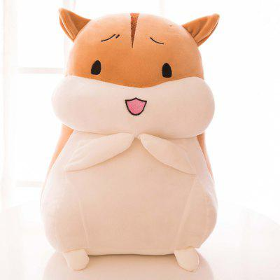 Plush Doll Cute Expression Cartoon Hamsters Baby Toy