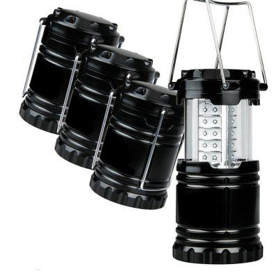 Portable LED Camping Lantern Flashlights Survival Kit for Emergency Hurricane Outage
