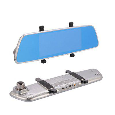 V200 DVR 3G Android GPS Rear View Mirror Camera 7 Inch ROM 16GB Night Vision
