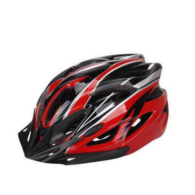 Road Cycling Mountain Bike Bicycle Helmet Ultralight Inner Padding Chin Protector And Visor Adjust
