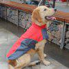 Lovoyager BL -674 New Style Dog Warm Clothing for Winter Outdoor - RED