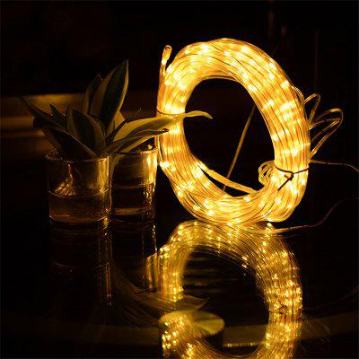 Solar LED Hollow Tube Copper Wire Lights String Garden Festival Decorative Background Fairy LampDecorative Lights<br>Solar LED Hollow Tube Copper Wire Lights String Garden Festival Decorative Background Fairy Lamp<br><br>Package Contents: 1 x String Light<br>Package size (L x W x H): 18.00 x 10.00 x 9.00 cm / 7.09 x 3.94 x 3.54 inches<br>Package weight: 0.3000 kg