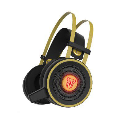 Subwoofer Violence Stereo Headlight Wired Headphones