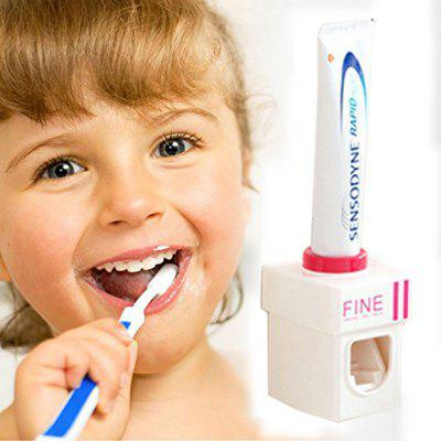 Convenient Hand Free Automatic Baby Toothbrush Dispensers Children Toothpaste Squeezer 256332101