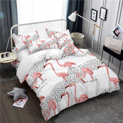 Embroidered Water Series Bedding Three Pieces of Four Pieces of AS16Bedding Sets<br>Embroidered Water Series Bedding Three Pieces of Four Pieces of AS16<br><br>Category: Bedding Set<br>For: All<br>Functions: Multi-functions<br>Material: Cotton, Polyester<br>Occasion: School, Bedroom<br>Package Contents: 1 x Duver Cover,2 x Pillowcases,1 x Bed Sheet or 1 x Duver Cover,2 x Pillowcases,<br>Package size (L x W x H): 28.00 x 26.00 x 5.00 cm / 11.02 x 10.24 x 1.97 inches<br>Package weight: 2.1500 kg