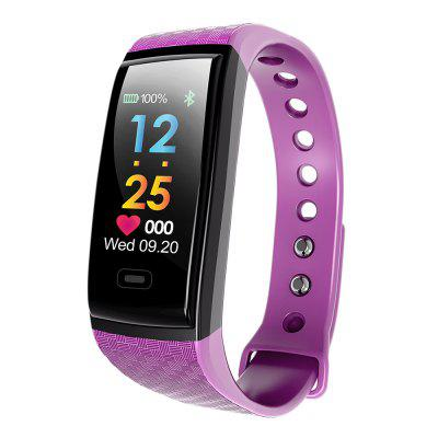 Smart Bracelet Blood Pressure Heart Rate Sleep Monitor Sport Wristband