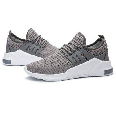 2018 New Arrival Breathable SneakersMen's Sneakers<br>2018 New Arrival Breathable Sneakers<br><br>Available Size: 39-44<br>Closure Type: Lace-Up<br>Feature: Breathable<br>Gender: For Men<br>Insole Material: PU<br>Lining Material: Cotton Fabric<br>Outsole Material: Rubber<br>Package Contents: 1 x Shoes (pair)<br>Package Size(L x W x H): 30.00 x 20.00 x 10.00 cm / 11.81 x 7.87 x 3.94 inches<br>Package weight: 0.9000 kg<br>Pattern Type: Solid<br>Product Size(L x W x H): 30.00 x 20.00 x 10.00 cm / 11.81 x 7.87 x 3.94 inches<br>Product weight: 0.8000 kg<br>Season: Summer<br>Shoe Width: Medium(B/M)<br>Upper Material: Cloth